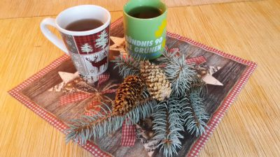 Grüner Stammtisch auf dem Weihnachtsmarkt @ Weihnachtsmarkt Schwäbisch Gmünd