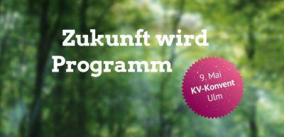 #umschalten - KV-Konvent - Zukunft wird Programm
