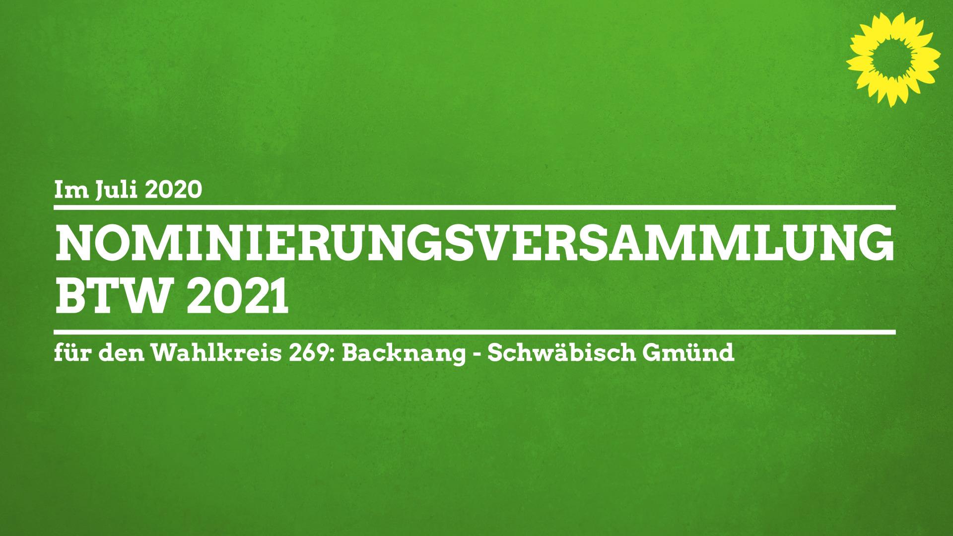 Bundestagswahl 2021 Die Grünen